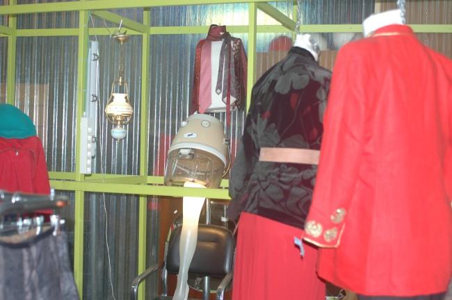 Ropa vintage o retro de segunda mano en San Sebastian