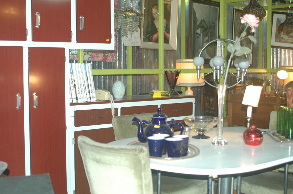 Muebles de cocina y comedor